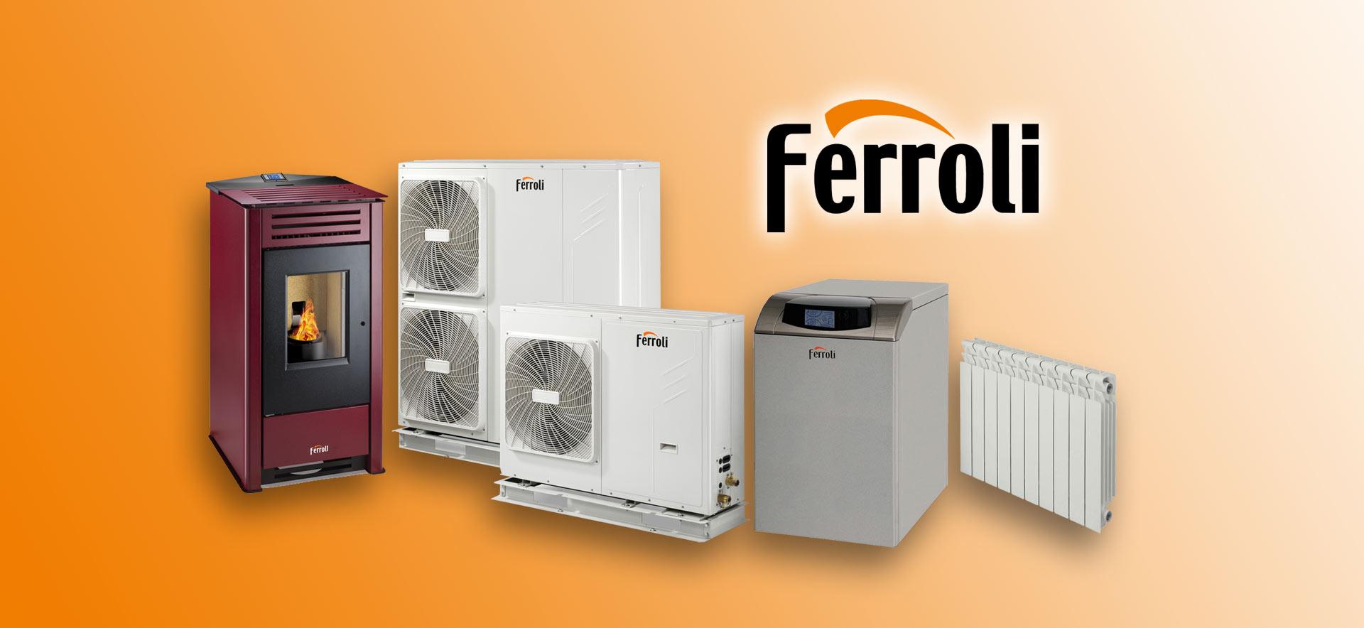 Fondo Ferroli empresa